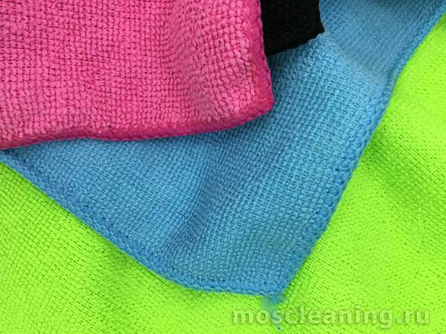 Микрофибра — ткань, произведенная из волокон полиэстера